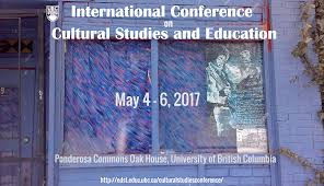 international conference on cultural studies and education international conference on cultural studies and education