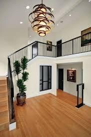 2 story foyer lighting chandelier height