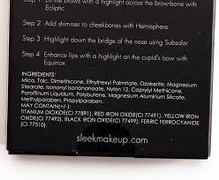 where to sleek makeup in usa mugeek vidalondon