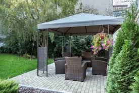 gazebo pictures in backyard. Interesting Gazebo This Gazebo Is Portable And Easy To Move But Also Sturdy Enough Stay Put  Where Intended Gazebo Pictures In Backyard E