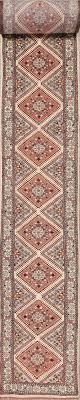 fl malayer hamedan persian hand knotted 3x33 wool runner rug