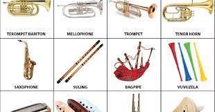 Piston pada umumnya menggunakan kunci f meski biasanya alat musik lain menggunakan kunci b♭. 49 Alat Musik Tiup Tradisional Dan Modern Gambar Dan Penjelasan Terlengkap Redaksiweb