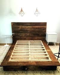 Wood And Metal Bedroom Furniture Fancy
