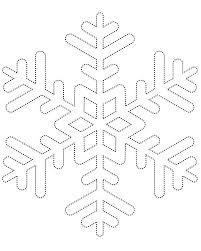 Free Coloring Pages Snowflakes Winter Doodle Coloring Pages Free ...