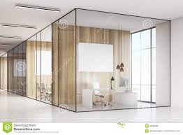 Glass conference rooms Office Conference Rooms With Glass Walls Bristol Bath Science Park Conference Rooms With Glass Walls Stock Illustration Illustration