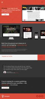 Marquee Website Design Marquee Easier Faster More Beautiful Publishing