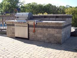 Outdoor Kitchen And Grills Landscape Construction Llc Grill Outdoor Kitchen Outdoor