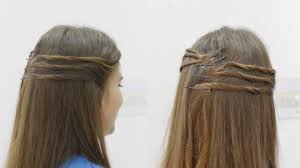 Simple Hairstyles For College Simple Hair Style For College Girls 25 Cute Winter Hairstyles For