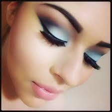 stephanie close salinas full face look of saay 39 s makeup loving mac 39 s aqua