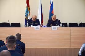 В УФСИН России по Самарской области началась контрольная проверка  В УФСИН России по Самарской области началась контрольная проверка ФСИН России