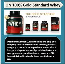 Optimum Nutrition Comparison Chart On 100 Gold Standard Whey Khelmart Org Its All About