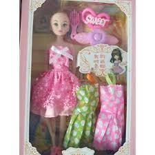 Đồ chơi Búp bê Barbie cho bé [ẢNH THẬT SHOP CHỤP] chính hãng 45,000đ