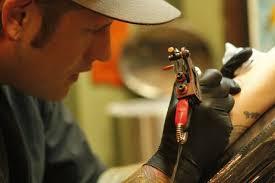 Heritage tattoo: Aaron Neiman