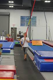 vault runway gymnastics. We Practice In Aerial East Gymnastics At 8800 Bell Creek Road Mechanicsville, VA. Our Facility Includes A 100\u2032 Stand Alone Rollout Runway, UCS 1800 Pole Vault Runway