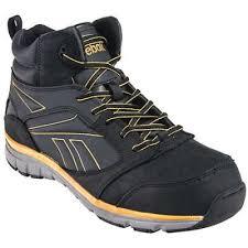 reebok high tops mens. reebok shoes: men\u0027s rb4305 black composite toe hi top shoe high tops mens