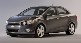 All Chevy chevy cars 2015 : 2015 Chevrolet Sonic - Overview - CarGurus