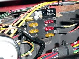 wiring diagram for thermostat on baseboard heater create a custom 65 mustang fuse box repair at 65 Mustang Fuse Box