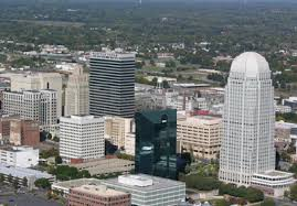 Image result for wells fargo tower winston salem