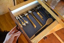 van conversion kitchen drawer