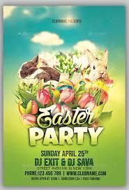 14 Easter Flyer Templates Free Premium Templates