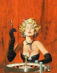 robert mcguiness robert mcginnisbook cover artbook coverspulp