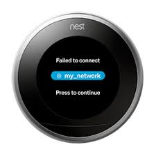 """Troubleshoot <b>thermostat</b> """"Failed to connect"""" - Android - Google <b>Nest</b> ..."""