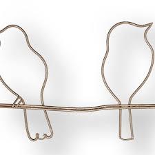 graham brown metallic birds on a wire
