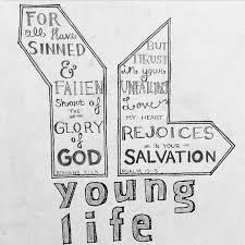 Young Life Quotes Stunning Younglife Two Awesome Verses That Go Well Together Wyldlife