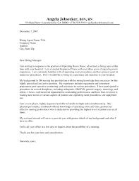 Nurse Resume Cover Letter Oncology Nurse Resume Cover Letter Httpwwwresumecareer How To Write 3