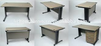 metal office tables. Metal Office Table Linear Design Wood Furniture High Quality Legs . Tables K