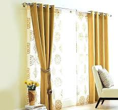 patio door drapes curtain ideas sliding glass curtains inspirational for doors r12 patio