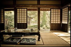 Japanese Living Room Exterior Awesome Design