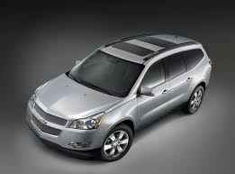 Chicago 2008: 2009 Chevy Traverse Unveiled...Chevy Gets a New ...