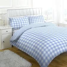 light blue duvet covers king linens limited large tonal gingham duvet cover set daily duvet covers
