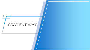 Blue Powerpoint Theme Gradient Way Blue Free Google Slides Themes And Powerpoint