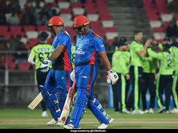 Live cricket scores for latest international, domestic and t20 cricket matches. Live Cricket Score Afg Vs Ire 2nd T20i Afghanistan Vs Ireland Live Match Updates Afghanistan Opt To Bat Against Ireland Cricket News