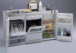 Mini Kitchens Design With Small Cabinet For Small Spaces. I would be okay  with having smaller appliances for the most part but I am not sure about  having a ...