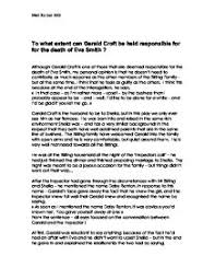 to what extent can gerald croft be held responsible for for the  page 1 zoom in