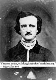 portrait of the author edgar allan poe josh spilker edgar allan poe portrait