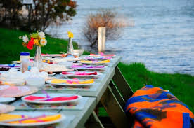 BBQ Party Decorating Ideas