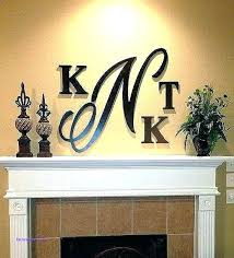 letters wall decoration monogram wall decor decorative initials wall art initials wall decor letter initials wall letters wall decoration