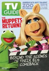 tv guide magazine. tv guide magazine august 10, 2015 - the muppets issue \u2013 get your digital copy tv