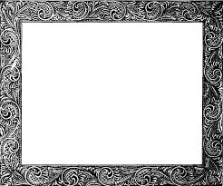 antique black frame. Banner Royalty Free Another Photo Image Oh So Nifty. Black And  White Antique Picture Frame Antique O