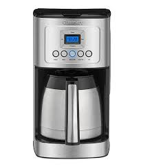 Coffee thermal coffee maker is specially designed to extract the fullest flavor possible. Cuisinart 12 Cup Programmable Thermal Coffeemaker Dillard S