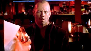 shoot first mumble later pulp fiction morality play in my view the character played by bruce willis in pulp fiction represents the greek virtue of pride while samuel jackson represents the christian virtue