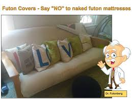 accessorize your futon with accent pillows to conceal the middle crease of the mattress add a some bolster pillows to soften up the wooden arm rests