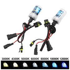 Hid Xenon Light 8000k Us 6 39 35w Hid Xenon Light Bulb H1 H3 H7 H11 9005 9006 3000k 4300k 5000k 6000k 8000k 10000k 12000k Auto Car Xenon Headlight 12v Dc In Car Headlight