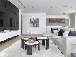 Luxurious Living Room Designs Room Ideas Luxury Apartment Design By Alexandra Fedorova