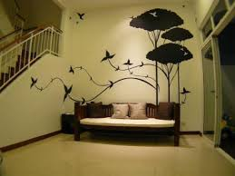 wall painting designsBedroom Wall Painting Designs  nightvaleco