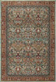 karastan multi color traditional european bordered area rug fl 90662 50123